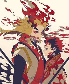 Kimetsu no Yaiba (Demon Slayer) Image - Zerochan Anime Image Board Manga Anime, Anime Demon, Manga Boy, Anime Art, Demon Slayer, Slayer Anime, Character Art, Character Design, Otaku
