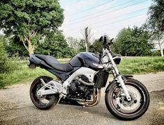 Suzuki GSR 600 custom bike - Status May 2016