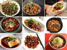14 Essential Sichuan Eats (Beyond Hot Pot) in Chengdu and Chongqing (mostly an article, but links on the side for other recipes) Schezwan Chicken, Schezwan Noodles, Marinate Meat, Asian Recipes, Ethnic Recipes, Cooking 101, Serious Eats, Hot Pot, Rezepte