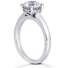 Solitaire Engagement Ring | Diamond Ideals