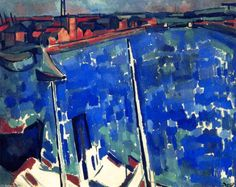 Martigues - Andre Derain French 1880-1954