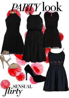 Exclusive Look by Shivani Gold Pumps, Black Pumps, Party Looks, Vip, What To Wear, Desktop, That Look, Medium, Blog