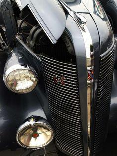 Buick 8, vintage & quite beautiful.