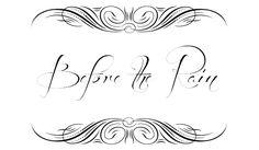 30 Elegantes y bonitas tipografías ornamentales para invitaciones de Boda y otros eventos | TodoGraphicDesign (Móvil)