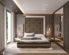 Modern Luxury Bedroom, Luxury Bedroom Design, Bedroom Closet Design, Modern Master Bedroom, Bedroom Furniture Design, Girl Bedroom Designs, Master Bedroom Design, Luxurious Bedrooms, Home Decor Bedroom