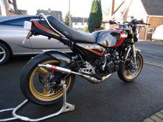 YAMAHA RD LC RD350LC RD 350 LC YPVS RGV HYBRID . . STUNNING ! | eBay