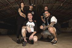 WE RIDE presentan nuevo disco en 2016