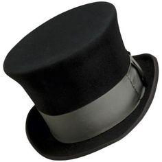 Cómo hacer un sombrero de copa simétrico en miniatura  bd2e379bb192
