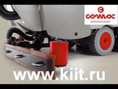 Профессиональное оборудование для клининга COMAC