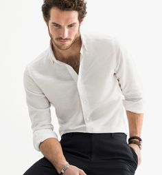 CHEMISE BLANCHE LIMITED EDITION