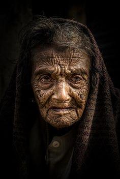 Lines of Age by Diganta Dey