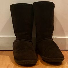 a3b484957be2f I just added this to my closet on Poshmark  BearPaw Women s Emma Boot.  Size  10