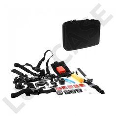 Utendørs tilbehør Kit for GoPro Hero Gopro Hero 4, Lily, Accessories, Tripod, Camera