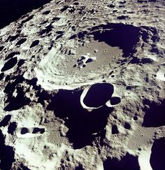 Archive: Craters on the Moon (NASA, Marshall, 07/69) by NASA's Marshall Space Flight Center, via Flickr