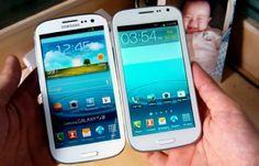 Reconheça um Samsung Galaxy S4 falso.  O gadget é tão popular que ganhou uma versão falsa, que de tão bem feita, fica até difícil saber qual é a original quando estão lado a lado. O Galaxy S3 fake está roubando mercado da versão original e, em alguns casos, enganando usuários. Por isso, antes de cair no conto do camelô ou se enganar achando que a experiência de uso será igual, confira algumas dicas para reconhecer se o Galaxy S3 que você está comprando é falso. Passe lá no blog e leia…