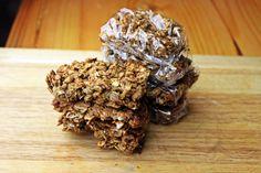 Como fazer barras de granola ricas em proteínas, mas com poucos carboidratos | eHow Brasil