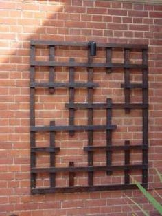 The Double Diamond Trellis A well proportioned classical
