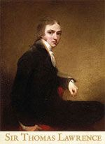 Sir Thomas Lawrence, featured in Tahir Shah's novel Timbuctoo | www.timbuctoo-book.com