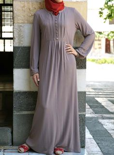 Carefree Abaya via www.shukronline.com #shukr