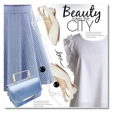 """""""Beauty takes the city"""" by svijetlana ❤ liked on Polyvore featuring polyvoreeditorial and twinkledeals"""