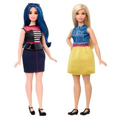 EXCLUSIVE! Barbie® Fashionistas™ Doll Gift Set - Curvy - Shop.Mattel.com