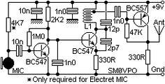 Este  micrófono tiene una muy buena estabilidad de frecuencia,  aproximadamente 1Km de alcance (en condiciones ideales) y tiene  excelente s...