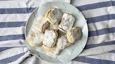 Even self-confessed biscuit haters have come around to these addictive, almond-based nuggets of joy. Biscuit Cake, Biscuit Cookies, Biscuit Recipe, Italian Almond Biscuits, Italian Cookies, Breakfast Items, Breakfast Recipes, Sweets Recipes, Cooking Recipes