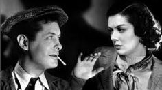 Night Must Fall. Robert Montgomery plays a suave killer hiding out in a remote English cottage as an old lady's man of all work. Watch out ladies!