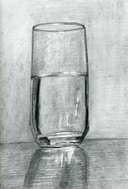 pencil drawing of water - Google Search