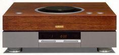 Yamaha GT-CD1 player...  O I want it ...
