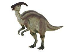 B0636 - 8 Foot Life Size Parasaurolophus Dinosaur - 2 - B0636 - 8 Foot Life Size Parasaurolophus Dinosaur - 2.jpg