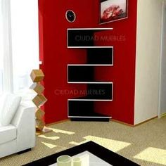 esquineros de madera minimalistas - Buscar con Google