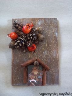 Diy And Crafts, Christmas Crafts, Christmas Decorations, Christmas Mood, Merry Christmas, Holidays And Events, Decoupage, Techno, Gifts