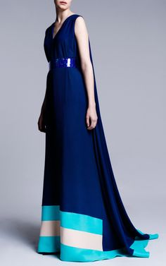 Roksanda Ilincic Resort 2014 Trunkshow Look 22 on Moda Operandi