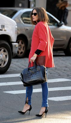 THE OLIVIA PALERMO LOOKBOOK: Looking back on Olivia Palermo Style 2012: : Best Use of Color