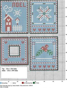 Plastic Canvas Coasters, Plastic Canvas Stitches, Plastic Canvas Ornaments, Plastic Canvas Tissue Boxes, Plastic Canvas Christmas, Plastic Canvas Crafts, Free Plastic Canvas Patterns, Yarn Monsters, Knitted Mittens Pattern