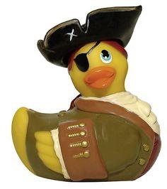 Amazon.de: I Rub My Duckie Aufliegevibrator Bade-Ente Pirat, mini