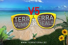 On prolonge les Summer Deals jusqu'à la fin du mois chez #TerrTerra , Profitez de la cinquième vague de #promotion sur le matériel d'horticulture intérieur, des #Box #hydroshoot #Led #Pots #Coco #RoyalMix #Plagron #AdjustAwing #CFL  http://blog.terraterra.be/promo-summer-deals-terraterra-v5/