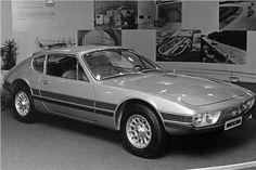 Volkswagen SP 2 (1971): Brazilian sports coupe