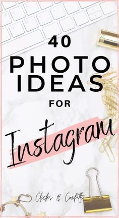40 Instagram Photo Ideas To Keep Your Content Fresh #instagram #instagramtips #instagramphotoideas #instagramchallenge #socialmedia #photoideas #phototips #photographyideas Earn Money Online, Make Money Blogging, Make Money From Home, How To Make Money, How To Get Followers, Best Blogs, Getting To Know You, Instagram Tips, Educational Technology