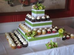 Wedding Cake Stands and Cupcake Stands