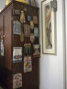 Collection Display-purses! I can do this!