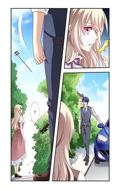 A Paper Pet Marriage Capítulo 4 página 1 (Cargar imágenes: 10) - Leer Manga en Español gratis en NineManga.com
