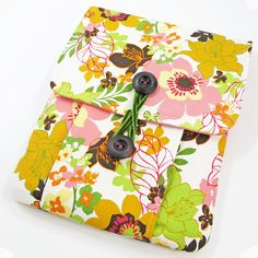 Idea Pouch PDF Sewing Pattern by Michelle Patterns