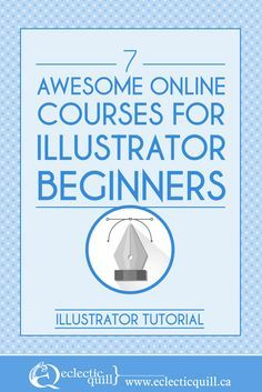 Have you ever wanted to learn Illustrator but don't know where to start? Check out these great Illustrator courses and tutorials for the absolute beginner.