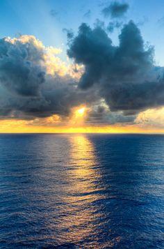 Grand Cayman Sunset I Am On My Way