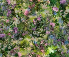 Paul by Paul Smith SS13: 'Hazy Botanical' print