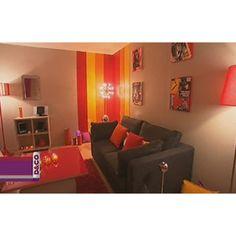 D co salon blanc et taupe my future room pinterest for Deco salon taupe et blanc