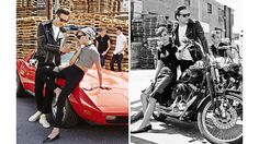 This was an editorial for the Collective Magazine. We shot in the blazing summer heat in Brooklyn. The theme was old cars, motorcycles, greased hair. Check out the behind the scenes video of the shoot. Check out and download the magazine here: Styled by: Morgan Gibbons Makeup: Hiroko Takada Hair: Kiyo Igarashi Facebook Twitter Google+ Pinterest
