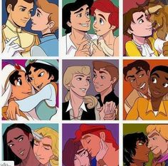 Funny pictures about Gay Disney Couples. Oh, and cool pics about Gay Disney Couples. Also, Gay Disney Couples. Disney Pixar, Disney And Dreamworks, Disney Animation, Disney Characters, Disney Ships, Animation Movies, Pixar Movies, Disney Kunst, Arte Disney